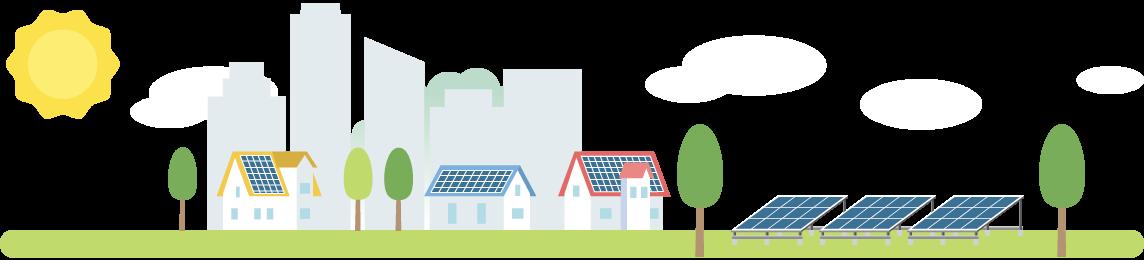 太陽光発電の未来